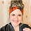 Thumbnail: Burnt Orange Plaid Headband