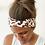 Thumbnail: White Bold Animal Print Headband