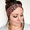 Thumbnail: Sahara Sunset Animal Print Headband