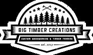 Big Timber Creations White Logo.png