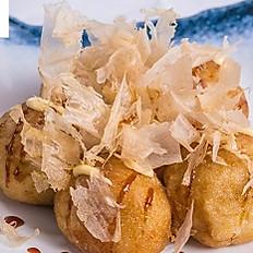 10 - Takoyaki 3pz