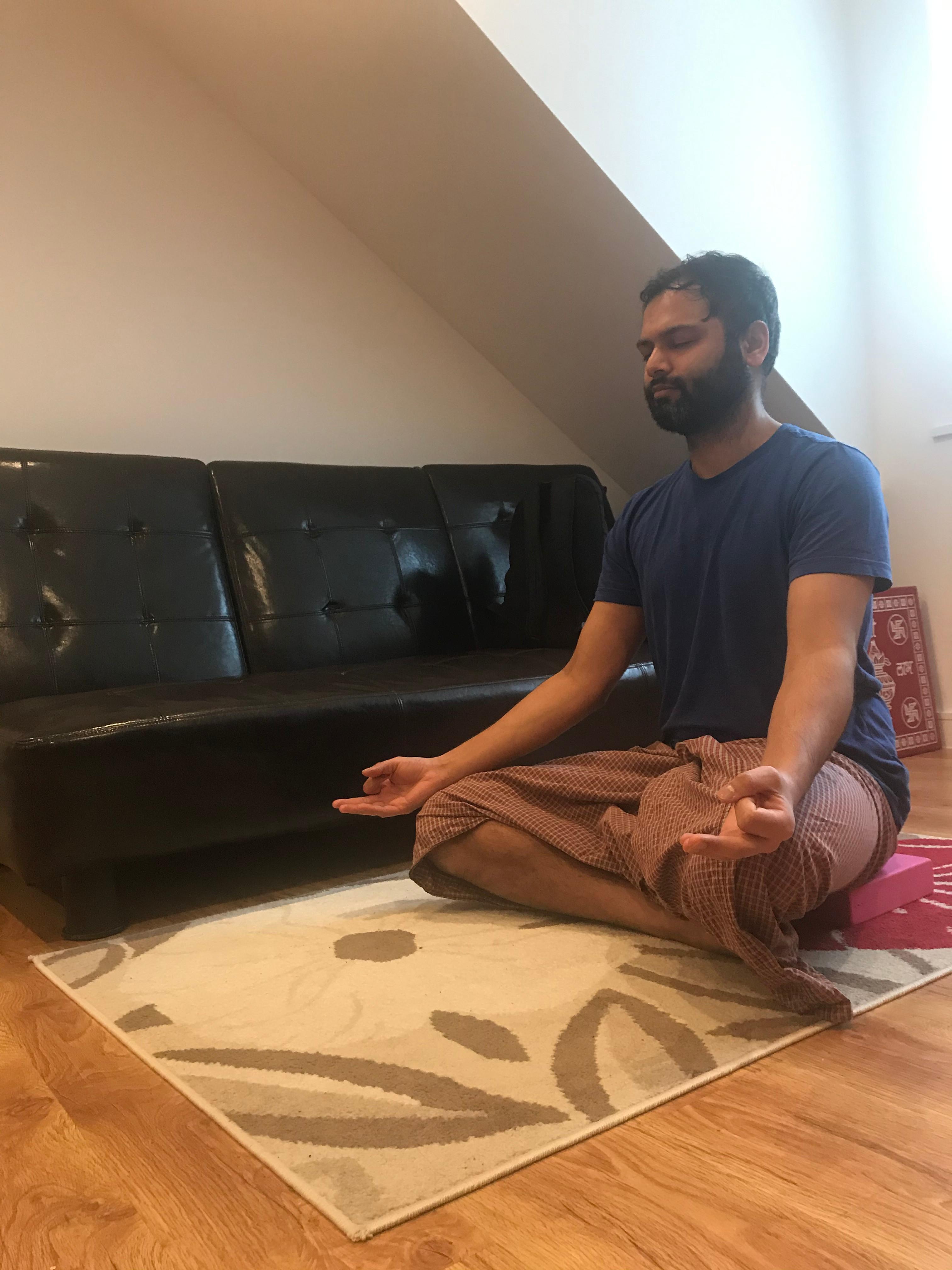 Morning Flow Yoga