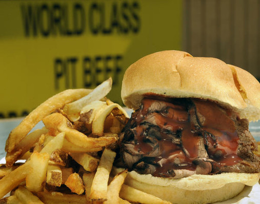 Brickers Pit Beef