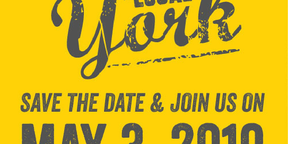 Give Local York to benefit YCVO