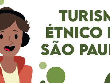 Turismo étnico em São Paulo por Black Bird.