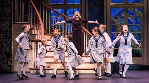 The Sound of Music at Circus Maximus Theater