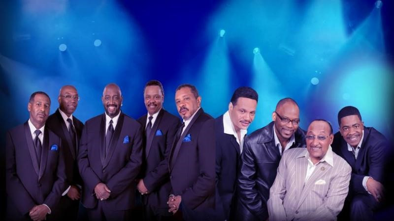 The Temptations and the Four Tops in Asbury Park