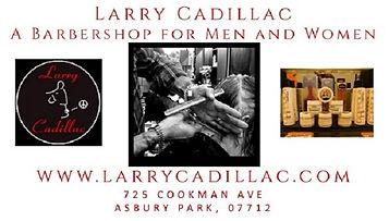 Larry Cadilac Salon Asbury Park