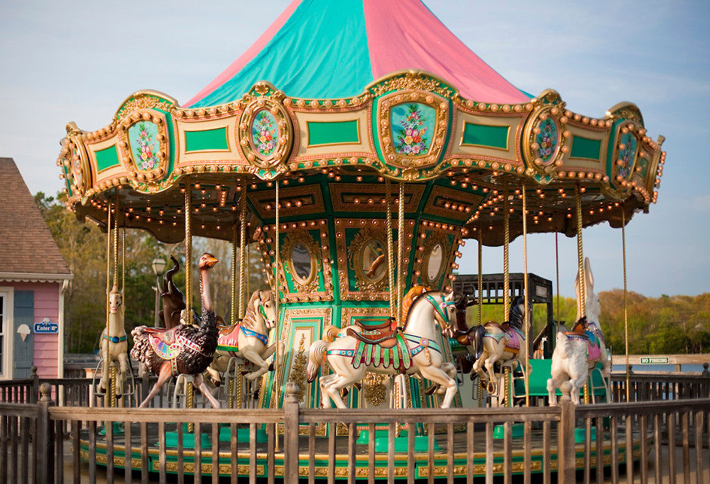 The Carousel at Historic Smithville