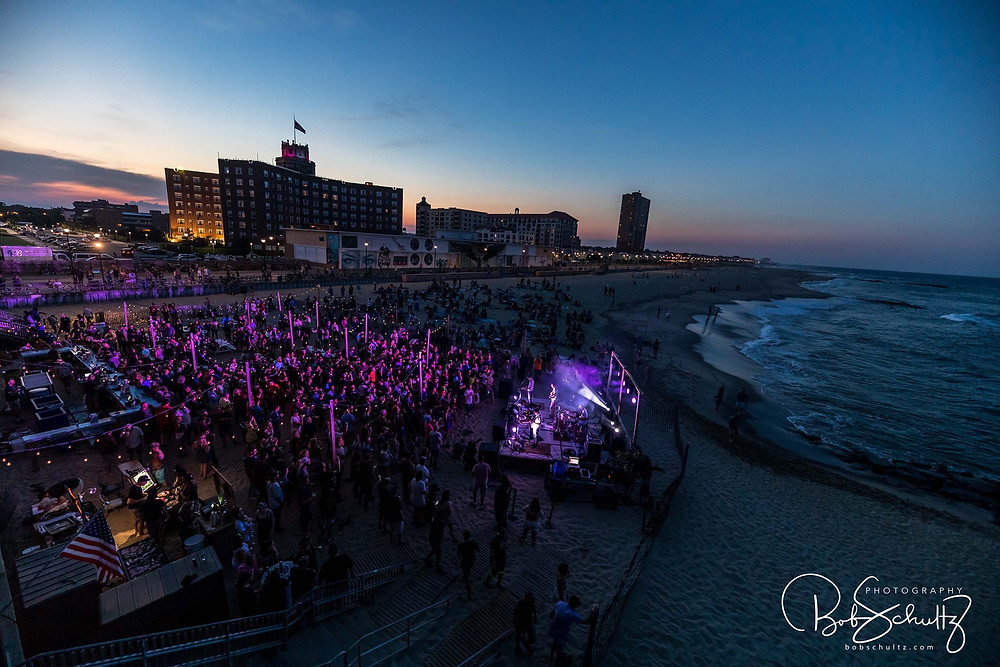 Jams on the Sand Concert Series-Image by Bob Schultz