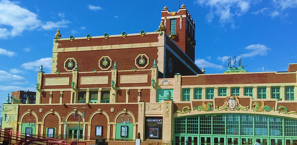 The Paramount Theater 2019