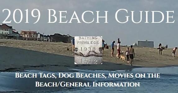 2019 JerseyShoreVibe Beach Guide