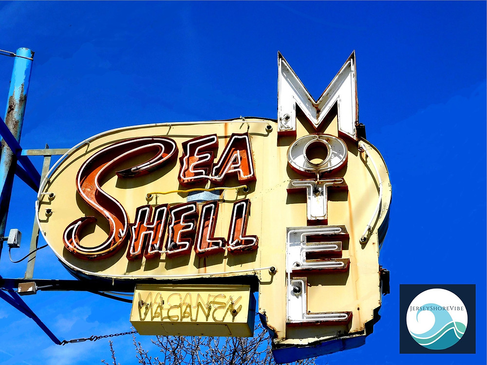The Sea Shell Motel in Wildwood
