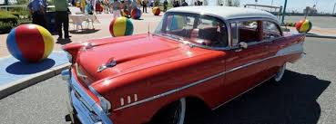 Classic cars in Wildwood