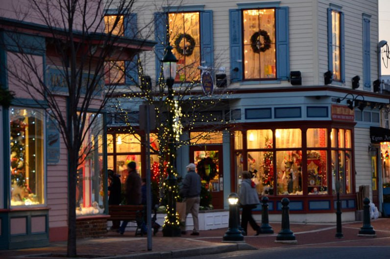 Victorian Cape May Downtown