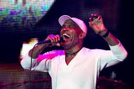 Frankie Beverly and KEM in AC