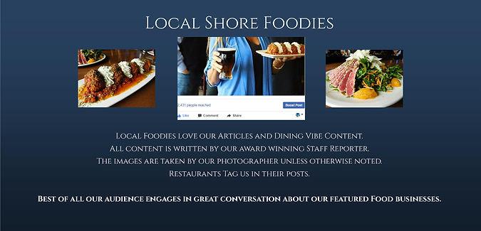 Shore Foodie Demographics