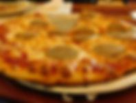 Pizza from Vic's Italian