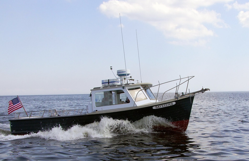 Baykeeper's Boat Program