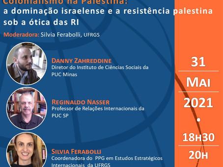WEBINÁRIO DA ASSOCIAÇÃO BRASILEIRA DE RELAÇÕES INTERNACIONAIS (ABRI)