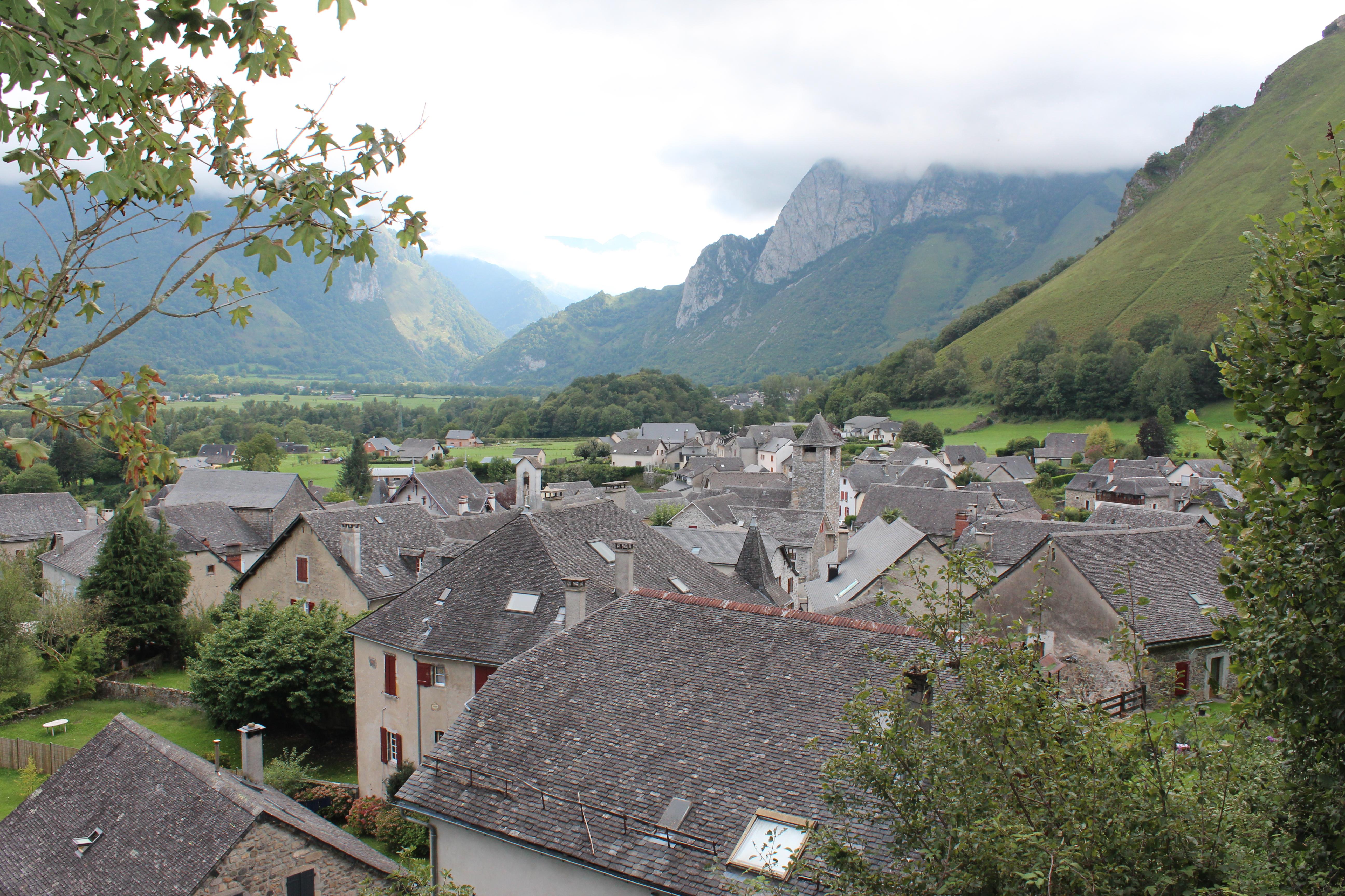 Balcon du Casteith