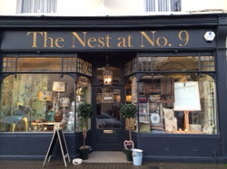 Nest at No 9