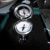 Oil Compass