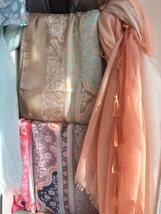 Spring Scarves Top Frock Boutique