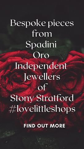 Spadini Oro Independent Jewellers Stony