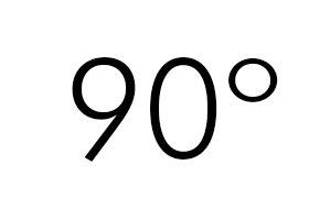 Experiencia 90º