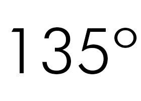 Experiencia 135º