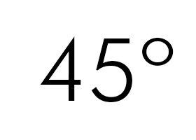 Experiencia 45º