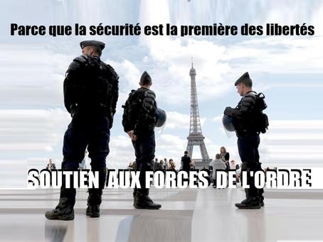 Soutien aux forces de l'ordre