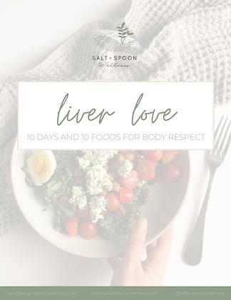 The Liver Love Ebook