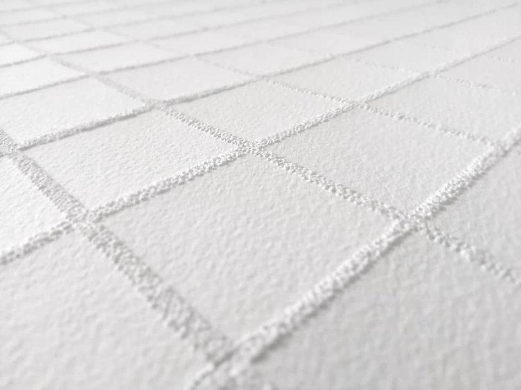Perforations sur papier (détail)