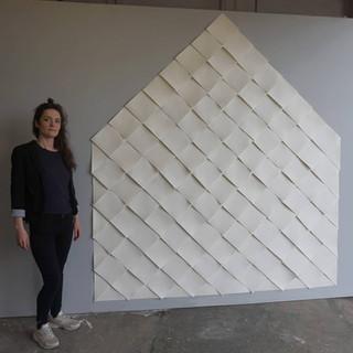 """""""Maison de coton"""", Sandra Richard"""