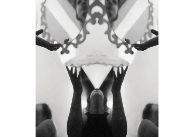 Se enxergar além do espelho.