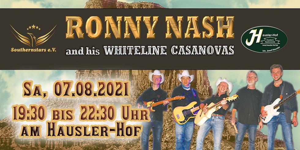 Countryabend mit Ronny Nash