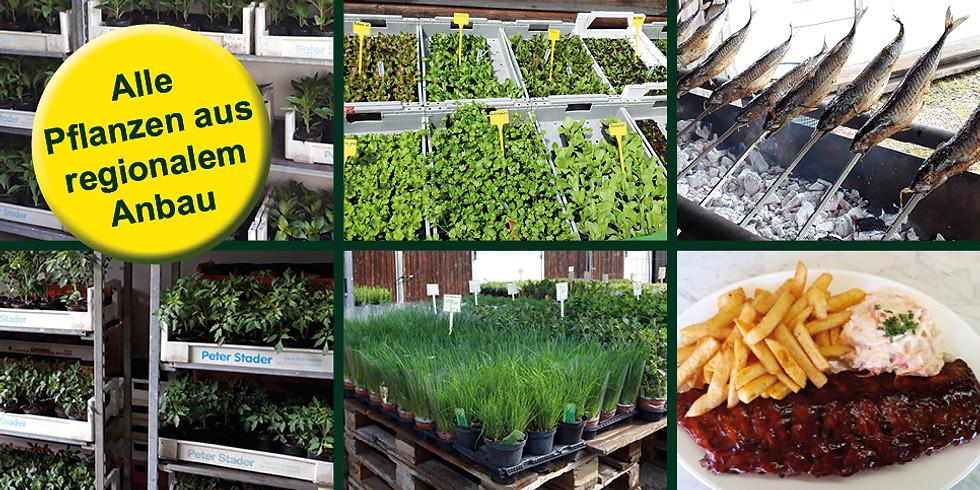 """Pflanzenverkauf & Essen """"To-Go"""""""