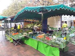 Stand Bauernmarkt München