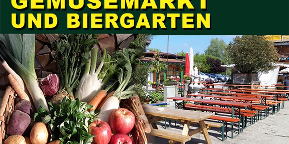 Gemüsemarkt und Biergarten (1)