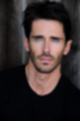 Brandon Beemer, Brandon, Headshot, Actor, Model, Blue Eyes, Celebrity, D'Andre Michael, D'Andre, Photographer, Hollywood, Los Angeles,