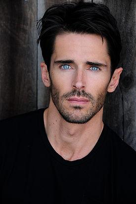 Brandon Beemer, Brandon, Headshot, Actor, Model, Blue Eyes, Celebrity, D'Andre Michael, D'Andre, Photographer, Hollywood, Los Angeles,