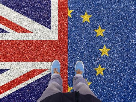 Brexit-kaislikossa suhisee - No-Deal Brexit, IPRt ja tietosuoja