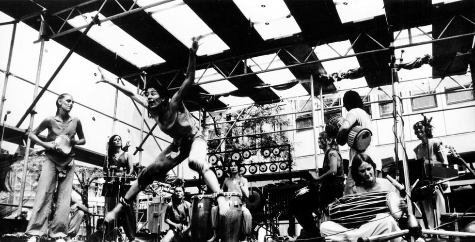 Marilyn Mazur Primi Band jump