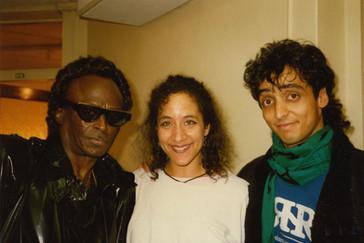 Miles, Marilyn & Benny