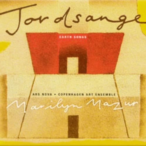 CD // Marilyn Mazur Jordsange