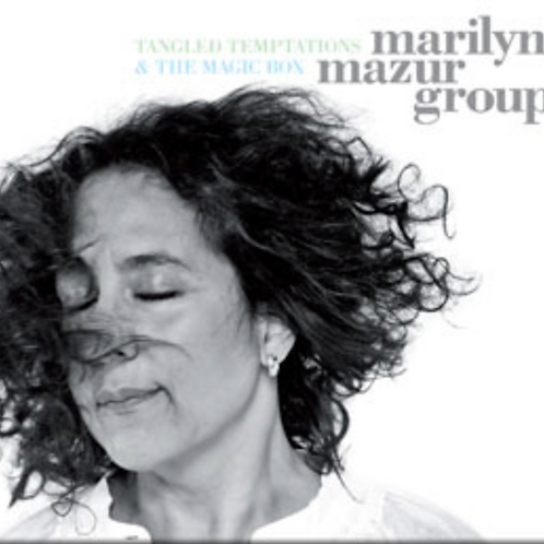 CD // Marilyn Mazur Group – Tangled Temptations & The Magic Box