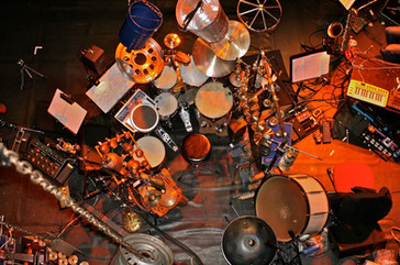 Theatre set-up MMG Beggars Opera