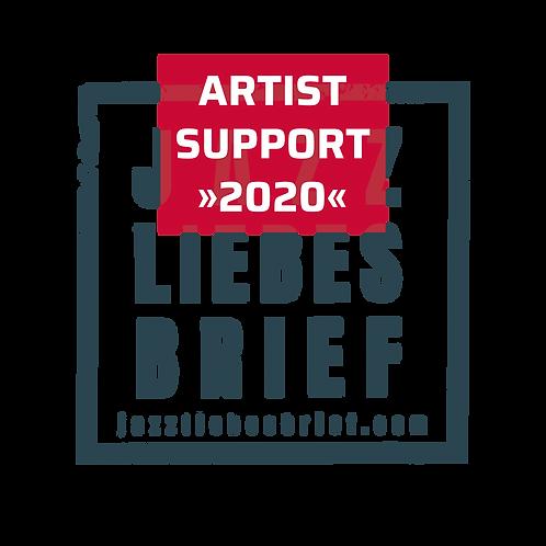 ARTIST SUPPORT 6x Jazzliebesbrief, 6x Download